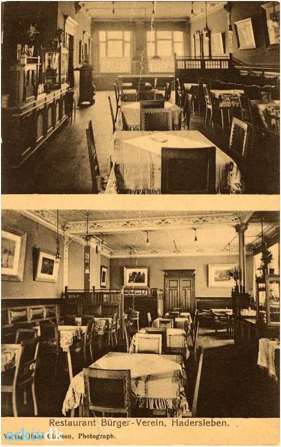 Restaurant i Riderbaren